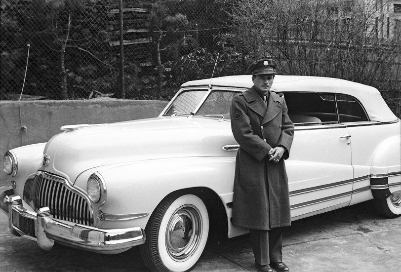 GI & Buick 1: 1943