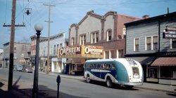 Bus Stop: 1946