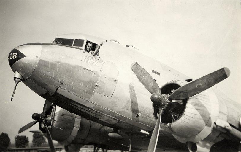 Granddad's C-47