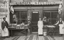 The Candy Kitchen: 1906