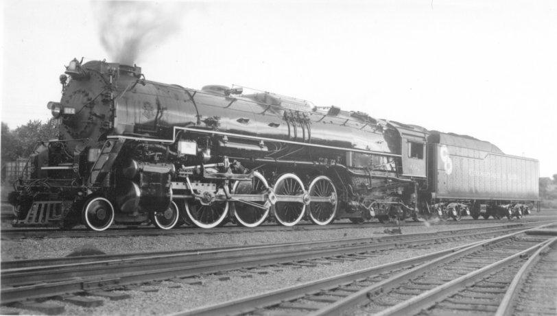 Brand New Steamer: 1935