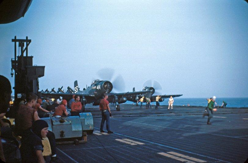 Launch 'em: 1952