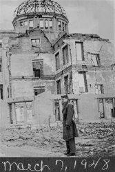 Visiting Ground Zero: 1948