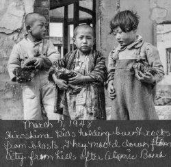 Hiroshima Children: 1948