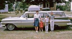Heading to California: 1969