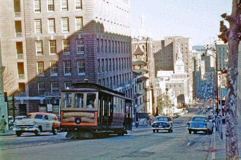 Nob Hill: 1959