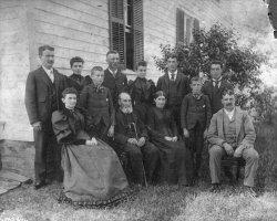 Chapman Family c.1903
