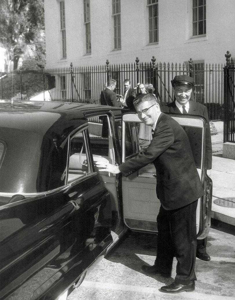 White House Chauffeur: 1961