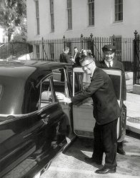 White House Chauffeur: 1961