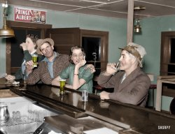 Cheers (Colorized): 1937