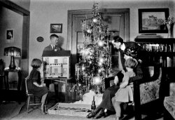 Christmas in Toledo: c. 1924