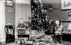 Buffalo Christmas: 1917