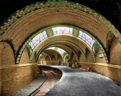 Gotham Underground (Colorized): 1904