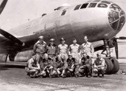 B-29 City of Michigan: 1944