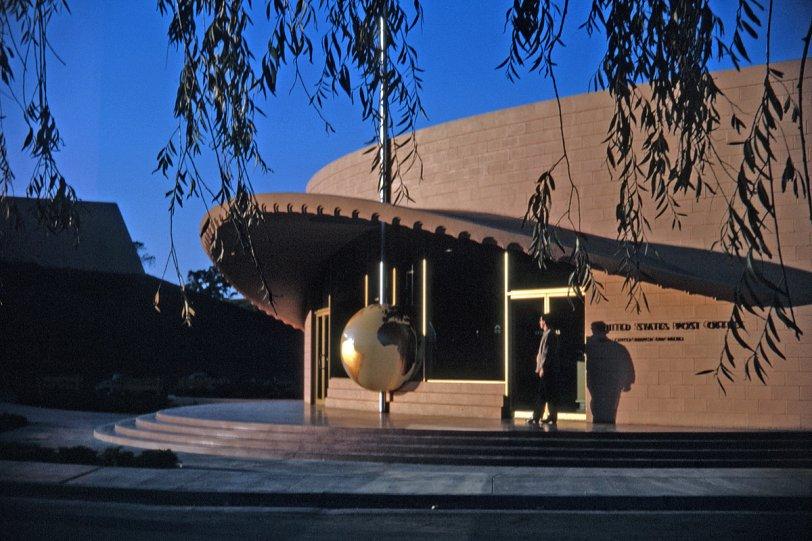 Frank Lloyd Wright PO: 1962