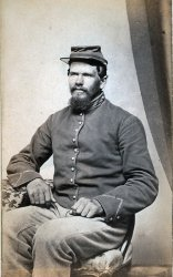Union Artillery Man