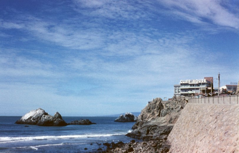 Cliff House, 1959