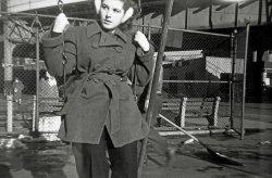 Winter During War Time: 1945