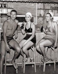 Beach Pad: 1950s