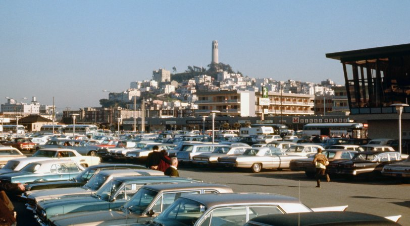 Coit and Cars: 1969