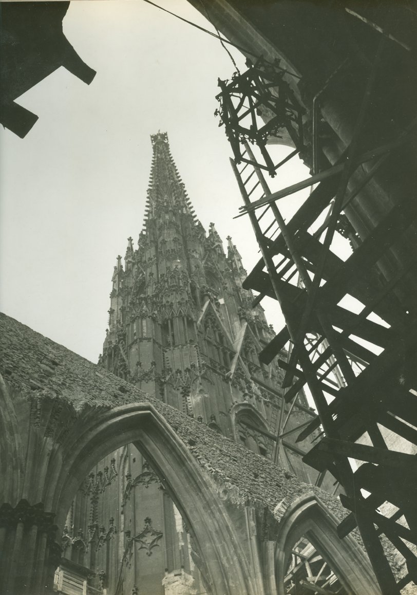 Cologne Cathedral 1947