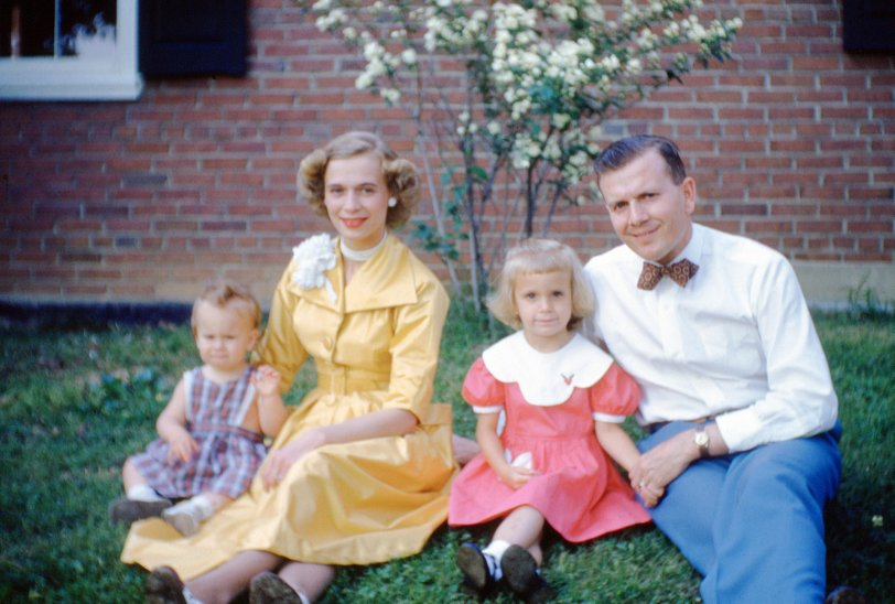 My Colorful Relatives: 1953