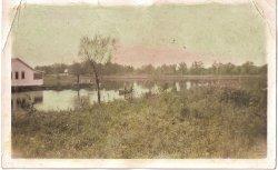 1940s Lake Life