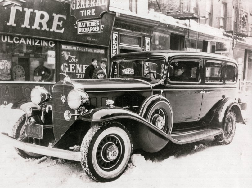 You Auto Be in Pictures: 1934