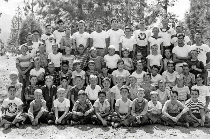 YMCA Camp: 1946