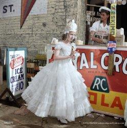 Cotton Queen (Colorized): 1940