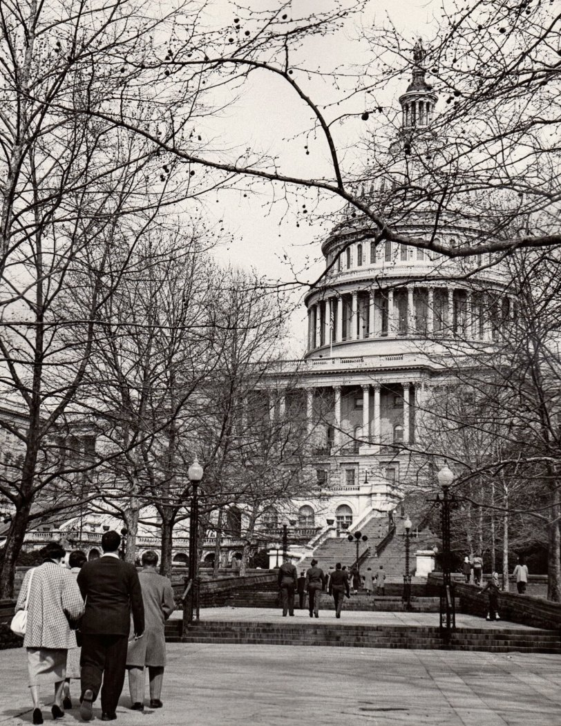 The Capitol: 1954
