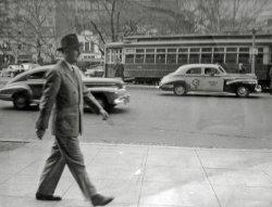 D.C. Street Scene: 1947