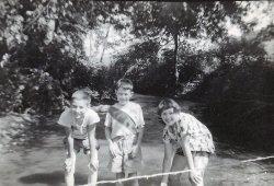 Rabbit Creek: 1950