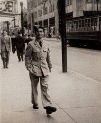 Soldier-boy, WWII