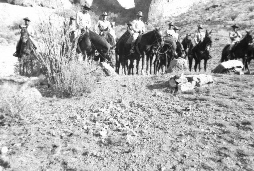 U.S. Army Cavalry: c. 1940