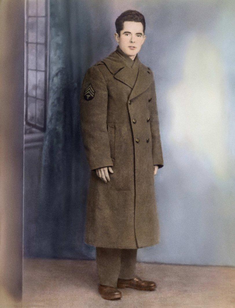 Bernard Warner - WWII