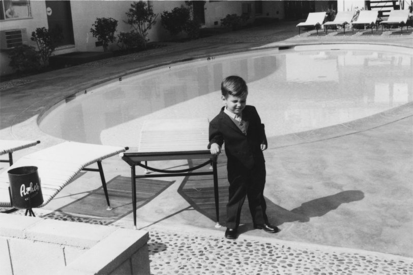 Pool Chic: 1965