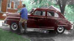 Dad's 1946 Dodge