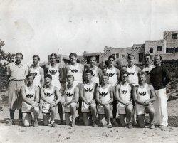 Montezuma Mountain Ranch School Track Team
