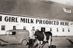 Getting the Milk: 1941