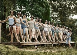 Babes in the Woods (Colorized): 1924