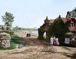 Dangerous Passing (Colorized): 1910