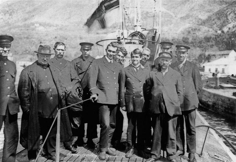 Das Boot  c.1915