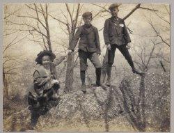c1910 Near Shenandoah Pennslyvania