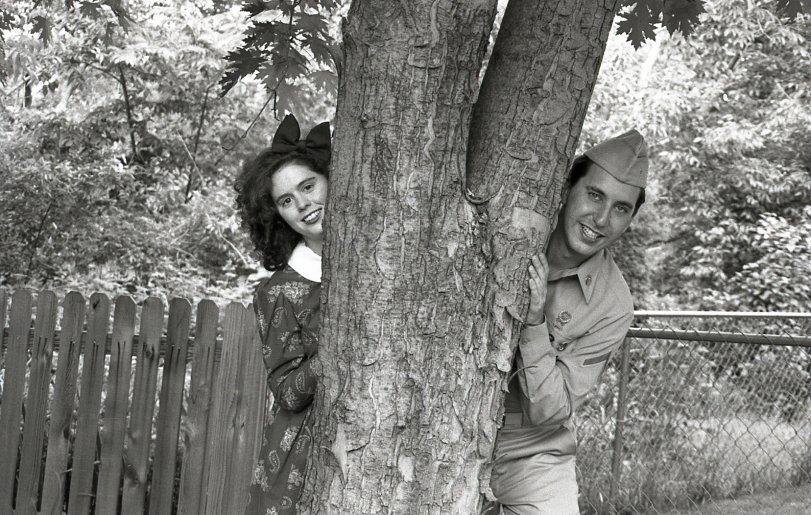 Rick and Kim: 1945???
