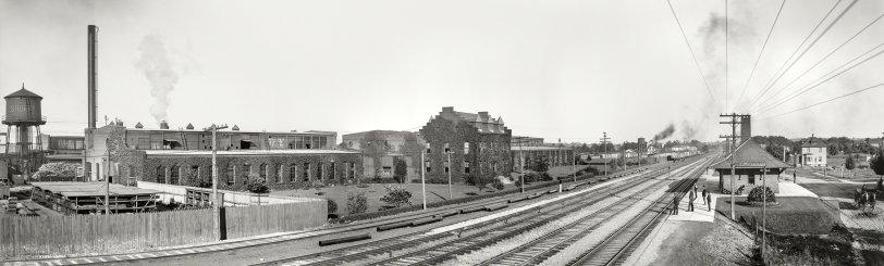 Despatch Depot: 1906