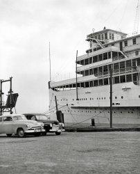 Steamer Greater Detroit: 1952