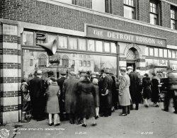 Detroit Edison Demo: 1933