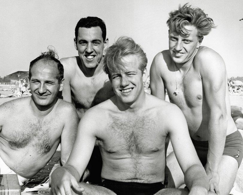 Detroit Navy Buddies: 1954