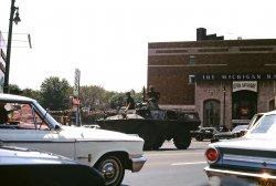Detroit during 1967 Riots